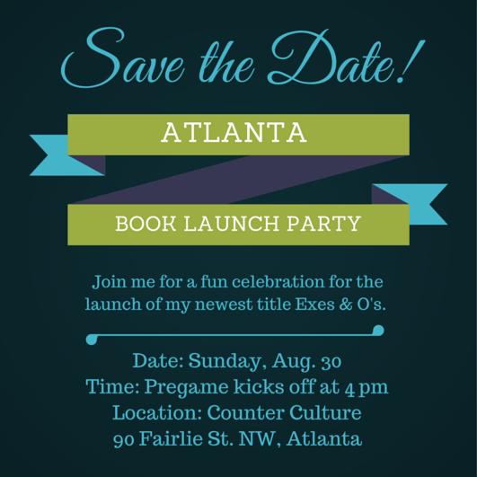 save the date exes o s atlanta launch party lakeshia poole